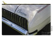 Mercury Cougar Xr7 Emblem Carry-all Pouch