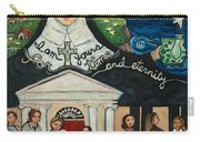 Mercy Foundress Catherine Mcauley Carry-all Pouch