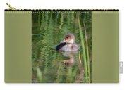 Merganser Duckling Carry-all Pouch