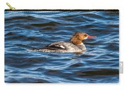 Merganser Carry-all Pouch