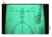 Mermaid Anatomia Carry-all Pouch