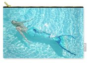 Mermaid Glide Carry-all Pouch