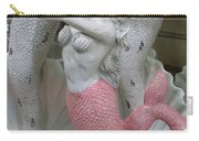 Mermaid In Pink Carry-all Pouch