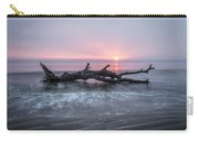 Mermaid In The Surf Carry-all Pouch
