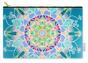 Mermaid Mandala Carry-all Pouch