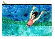 Mermaid Metamorphosis Carry-all Pouch