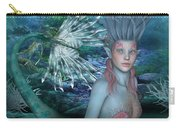Mermaid Of The Deep Sea 2 Carry-all Pouch