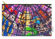Mermaid Stained Glass Art  Carry-all Pouch