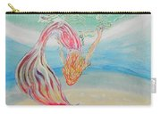 Mermaid Summer Salt Carry-all Pouch