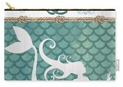 Mermaid Waves 2 Carry-all Pouch