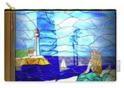 Mermaid Window  Carry-all Pouch