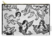 Mermaids, 1475 Carry-all Pouch