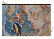 Mermaids Kiss Carry-all Pouch