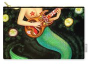 Mermaids Rock Tiki Guitar Carry-all Pouch