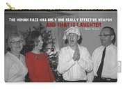 Merriment Quote Carry-all Pouch