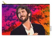 Merry Christmas Josh Groban Carry-all Pouch