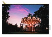 Merry - Go - Round At Sunset Carry-all Pouch