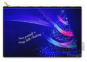 Merry Little Christmas Card 2017 Carry-all Pouch