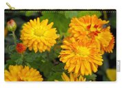 Merry Marigolds Carry-all Pouch
