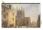Merton College - Oxford Carry-all Pouch