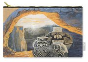 Mesa Arch Magic Carry-all Pouch