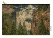 Mesa Falls In Summer Carry-all Pouch