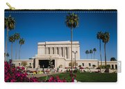 Mesa Temple Petunia Carry-all Pouch