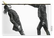 Mesmerism, 19th Century Carry-all Pouch