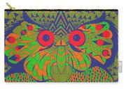 Mesmerizing Owl Carry-all Pouch