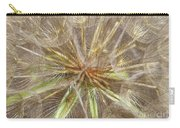 Mesmerizing Salsify Macro Carry-all Pouch