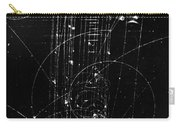 Mesons, Bubble Chamber Event Carry-all Pouch