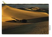 Mesquite Flat Sand Dunes Carry-all Pouch
