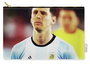 Messi #23 By Nixo Carry-all Pouch