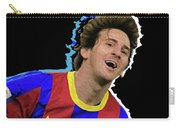 Messi 3498 By Nicholas Nixo Efthimiou Carry-all Pouch
