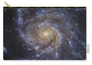 Messier 101, The Pinwheel Galaxy Carry-all Pouch