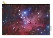 Messier 16, The Eagle Nebula In Serpens Carry-all Pouch