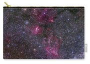 Messier 52 And The Bubble Nebula Carry-all Pouch