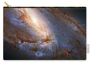 Messier 66 Galaxy Enhanced Carry-all Pouch