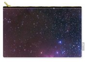 Messier 78 & Horsehead Nebula In Orion Carry-all Pouch