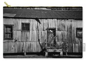 Metal Building On The Grounds At Fort Delaware Near Delaware City Carry-all Pouch