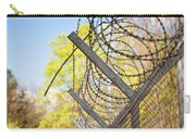 Metal Sharp Barbed Wire Carry-all Pouch
