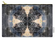 Metatron's Cube J Carry-all Pouch