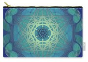 Metatrons Cube Carry-all Pouch