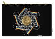 Metatron's Rainbow Healing Vortex Carry-all Pouch