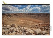 Meteor Crater Carry-all Pouch