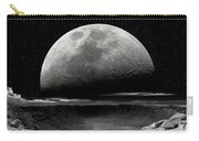 Meteor Crater Moon Carry-all Pouch