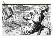 Metius Aggravating Titus Manlius Carry-all Pouch