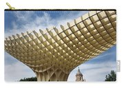 Metropol Parasol At The Plaza Of The Incarnation In Seville Spai Carry-all Pouch