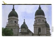 Metropolitan Cathedral Carry-all Pouch by Jeff Kolker