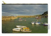 Mevagissey Outer Harbour Carry-all Pouch